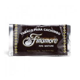 Fumo para Cachimbo Finamore Pipe Mixture Marrom - Pacote (50g)