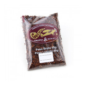 Fumo para Cachimbo Geross Pessego - Pacote (50g)