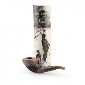 Cachimbo Nording Hunting Pipe Rustic 2015´