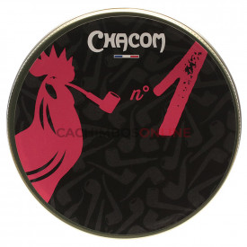 Fumo para Cachimbo Chacom N°1 (Mistura Inglesa Leve)