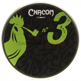 Fumo para Cachimbo Chacom N°3