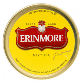 Fumo para Cachimbo Erinmore Mixture - Lata (50g)