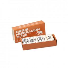 Filtro para Cachimbo Schutzmarke Meerschaum 9mm (Caixa com 20)