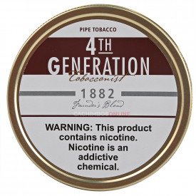 Fumo para Cachimbo 4th Generation 1882 Founder's Blend
