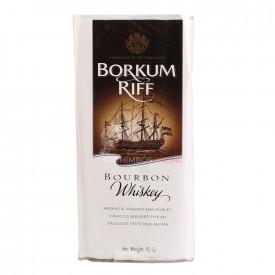 Fumo para Cachimbo Borkum Riff Whisky - Pacote (50g)