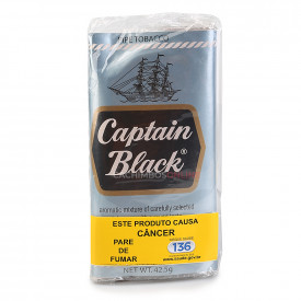 Fumo para Cachimbo Captain Black Light - Pacote (50g)