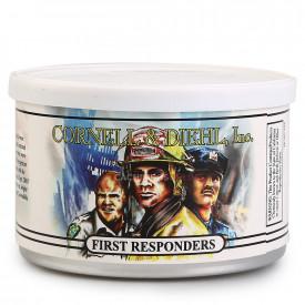 Fumo para Cachimbo Cornell & Diehl First Responders - Lata (50g)