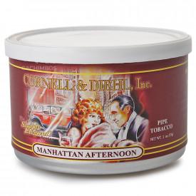 Fumo para Cachimbo Cornell & Diehl Manhattan Afternoon - Lata (50g)