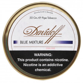 Fumo para Cachimbo Davidoff Blue Mixture 50g