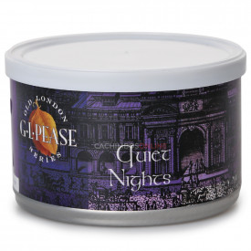 Fumo para Cachimbo G. L. Pease Quiet Nights (50g)