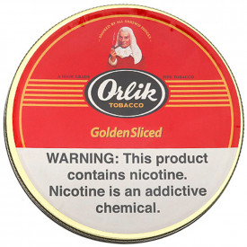 Fumo para Cachimbo Orlik Golden Slice - Lata (50g)