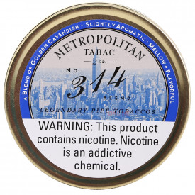 Fumo para Cachimbo Nat Sherman #314 - Lata (56g)