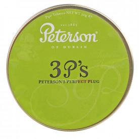 Fumo para Cachimbo Peterson 3P'S (Peterson's Perfect Plug) - Lata (50g)