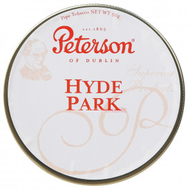 Fumo para Cachimbo Peterson Hyde Park - Lata (50g)