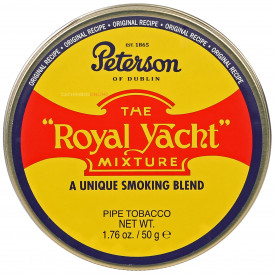 Fumo para Cachimbo Peterson Royal Yacht Mixture - Lata (50g)