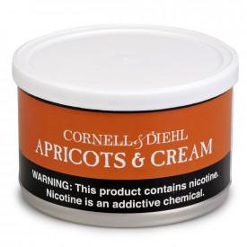 Fumo para Cachimbo Cornell & Diehl Apricots & Cream - Lata (57g)