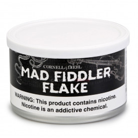 Fumo para Cachimbo Cornell & Diehl Mad Fiddler Flake - Lata (50g)