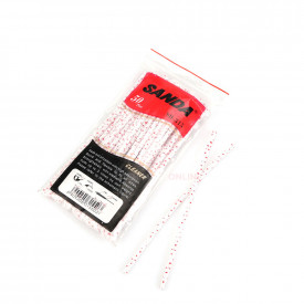 Limpador de Cachimbo de Algodão Wire - Pacote com 50
