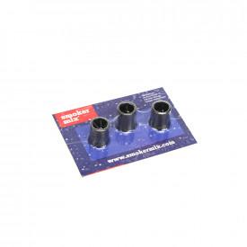 Protetor de Piteira para Cachimbo Smoker Mix - Pacote com 3